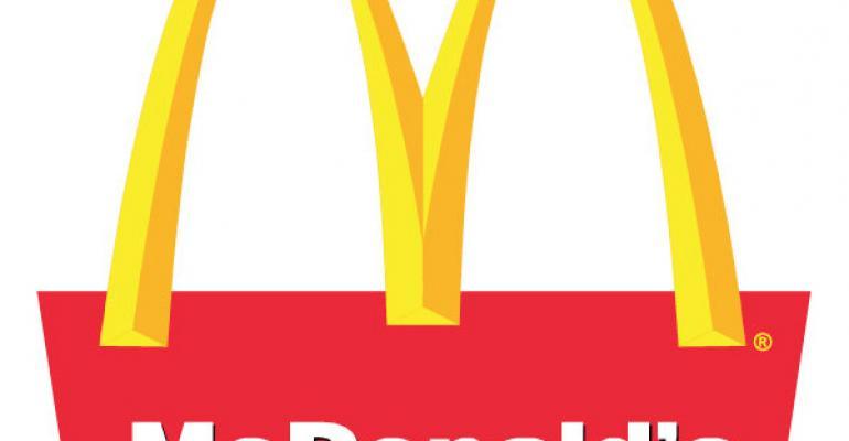 McDonald's Calls for Plan to Abandon Sow Stalls
