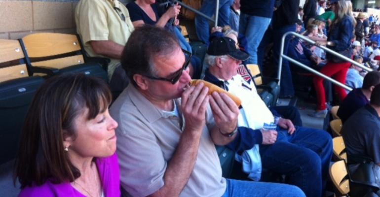 Hot Dog! It's Baseball Season!