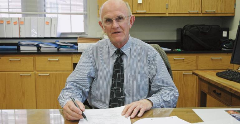 2012 Master of the Pork Industry Michael Ellis