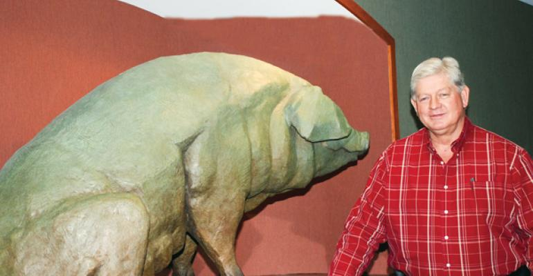 2012 Master of the Pork Industry Steve Pollmann