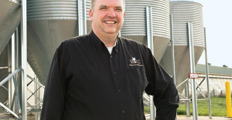 2012 Master of the Pork Industry Paul Yeske, DVM