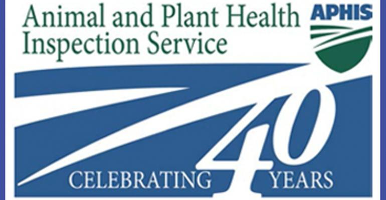 APHIS Celebrates 40th Anniversary