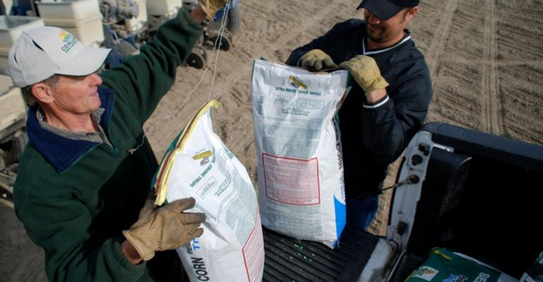 USDA Projects Another Record Corn Crop for 2012