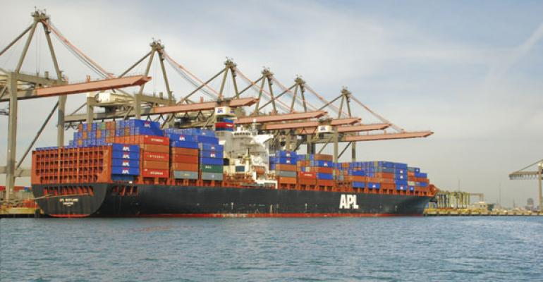 Pork Exports Slip in April But Remain Ahead of 2011