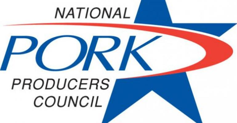 NPPC Issues Statement Regarding Recent Sow Housing Announcements