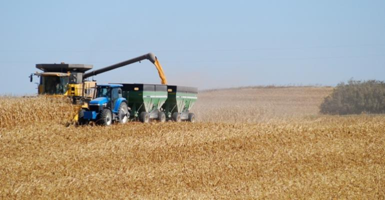 USDA Forecasts Lower Crop Yields, Higher Prices