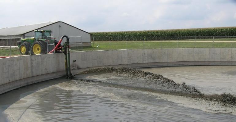 Drought Creates Manure Application Challenges
