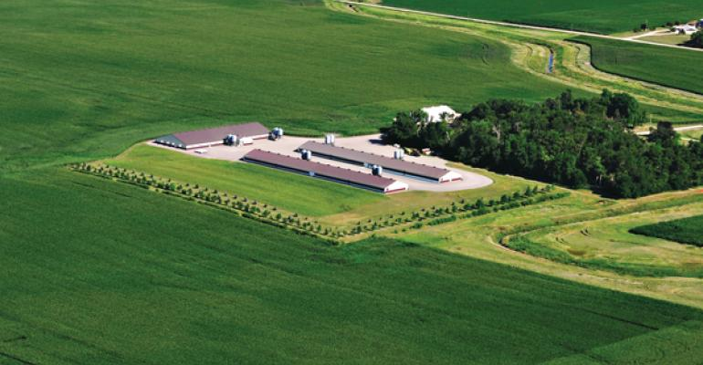 Dahl Family Farms places an emphasis on environmental stewardship and is recognized as a 2012 Pork Industry Environmental Steward Award winner