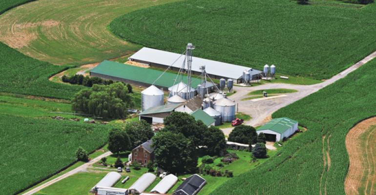 Future View Farm has been recognized as a 2012 Pork Indsutry Environmental Steward Award winner