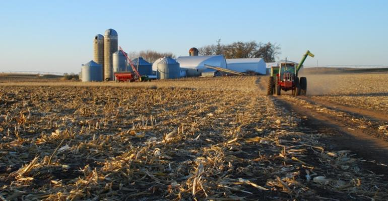 USDA Releases October Crop Report