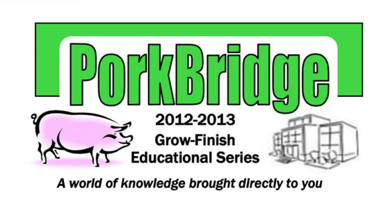 Pork Distance Education Series Returns