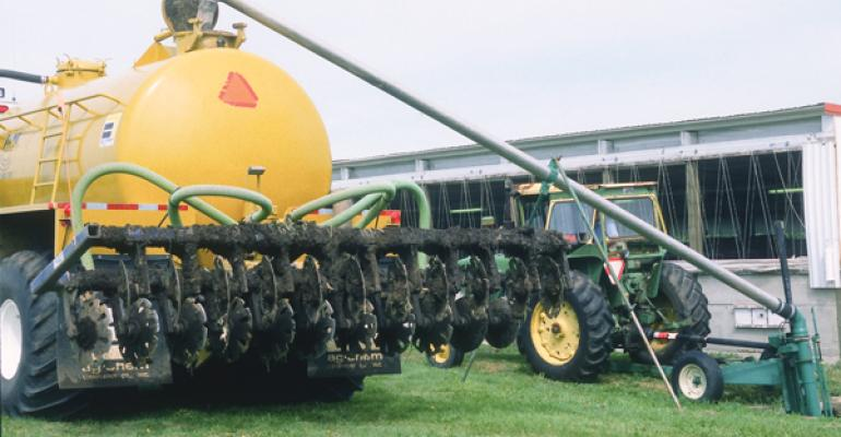 Manure Nutrient Handling, Safety Tips