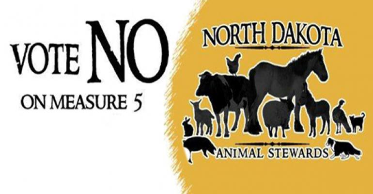 Fighting HSUS' Ballot Initiative in North Dakota