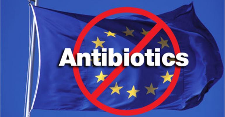 EU: More Restrictions on Antibiotics