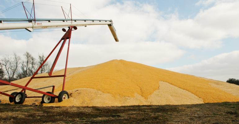 The World Agricultural Supply and Demand Estimates Report addresses corn prices