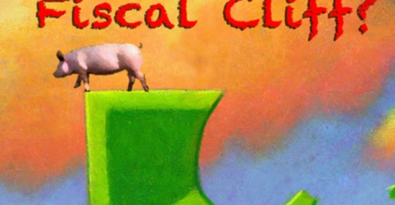 The fiscal cliff has implications for agriculture