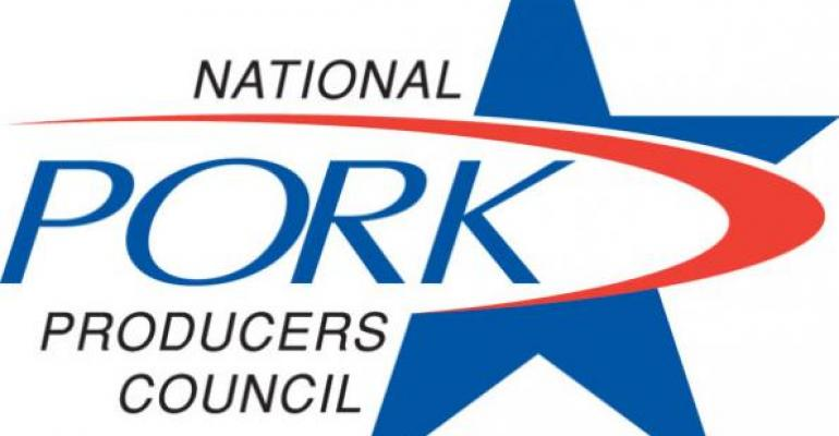 NPPC worked with USDA on a traceability system that works for pork producers