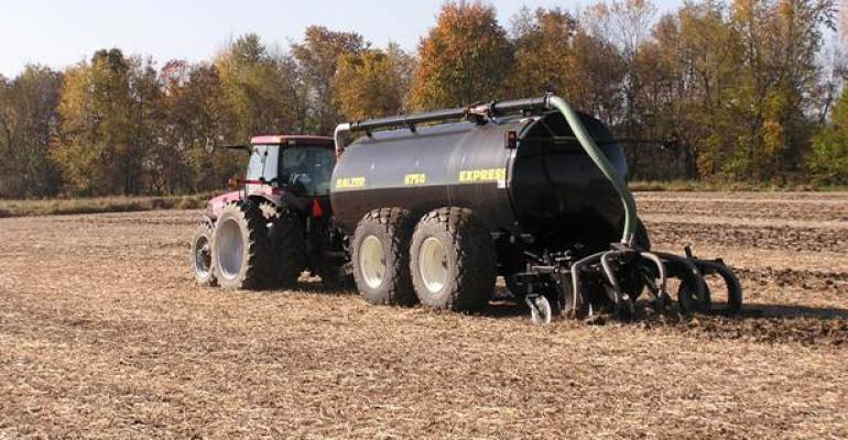 Many nutrient management meetings are coming up in 2013