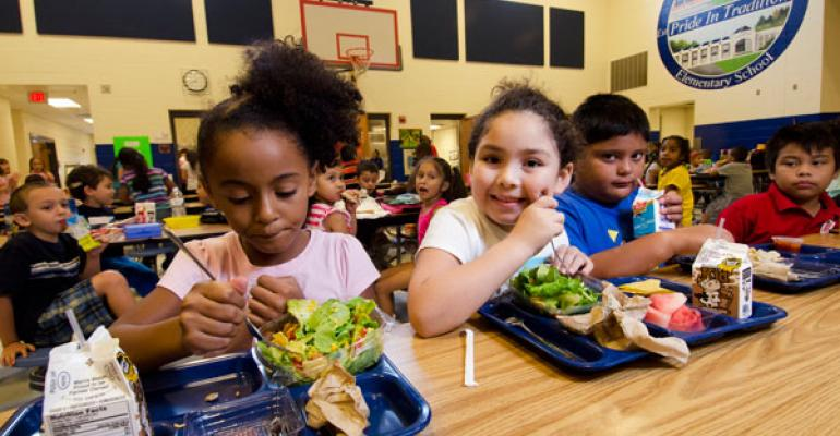 What do new school lunch standards mean for pork producers