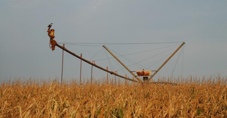 Drought, La Nina Produce Record Heat in 2012