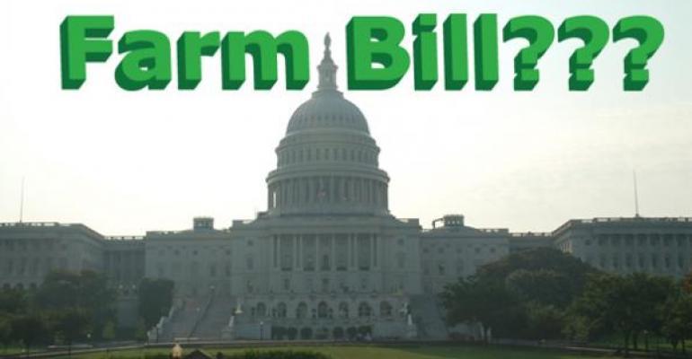 Senate-Passed Farm Bill Reintroduced