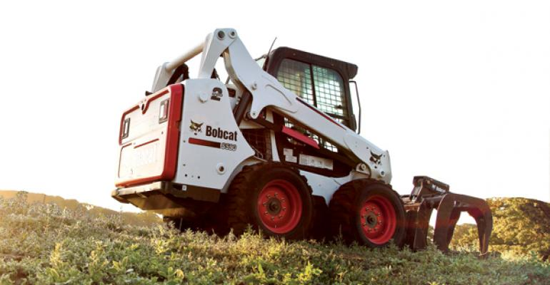 New Bobcat skidsteer loaders