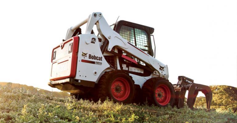 New Bobcat skidsteer loaders