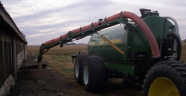 Manure Haulers Take Precautions to Avoid Disease Spread