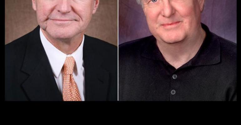 Jim Meimann and Mike Wegner