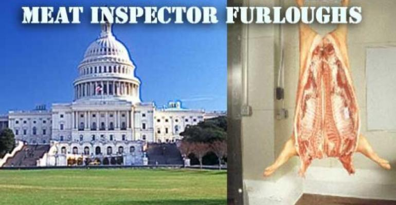 Both House and Senate Pass Bill to Prevent Meat Inspector Furloughs