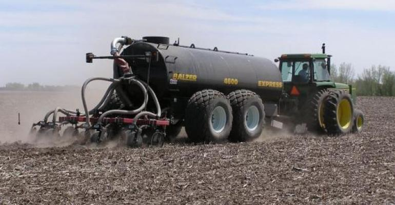 Nutrient management plans are all about planning performance and protection