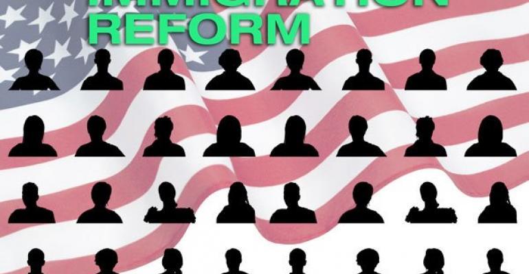 Immigration  Issues Make Progress in Washington