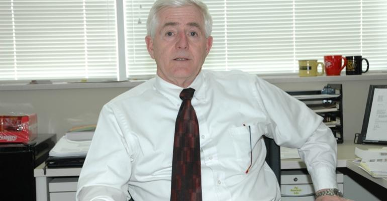 Rodney Butch Baker DVM  Iowa State University