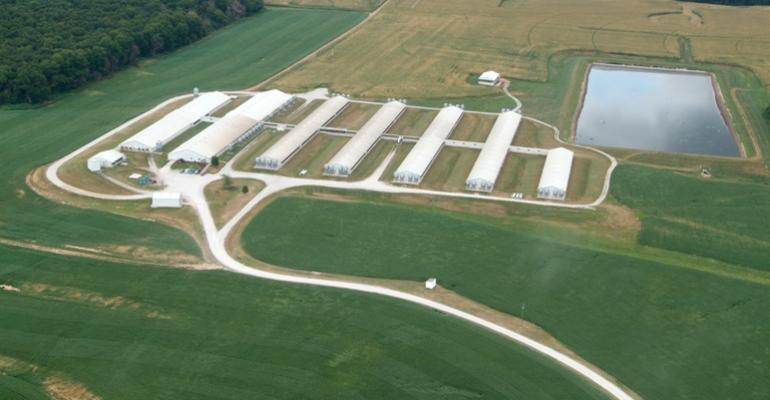 Be ready for aerial inspections of farms in Iowa