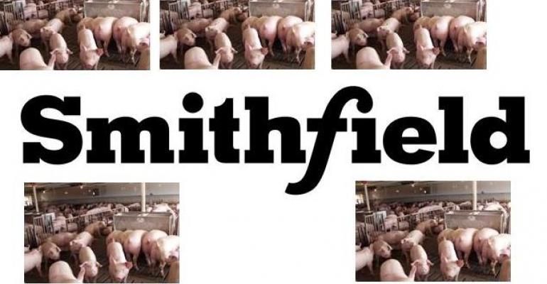 Smithfield will take 50 of its pigs off of ractopamine