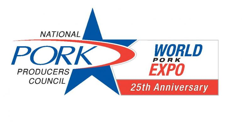 World Pork Expo Celebrates 25th Anniversary in 2013