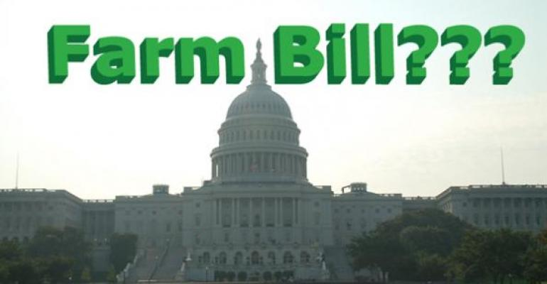 Second Farm Bill Extension Viewed as Likely