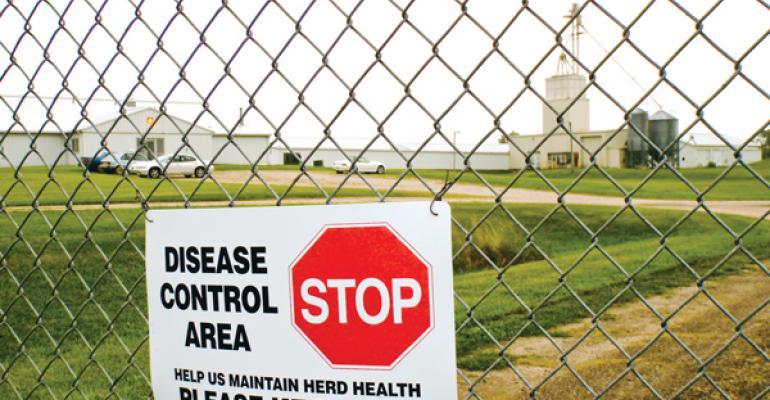 Internal Biosecurity: Key Link to Bar PEDV?