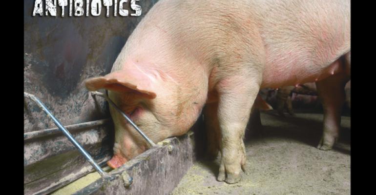 Dianne Feinstein has introduced legislation to prevent antibiotic usage