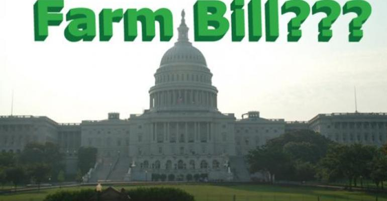Senate Moves Toward a Farm Bill Conference