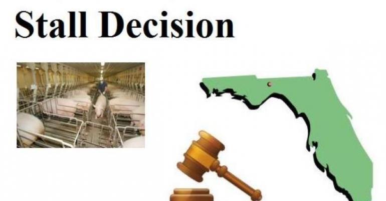 Former Florida Hog Farmer Awarded $505,000 over Constitutional Amendment