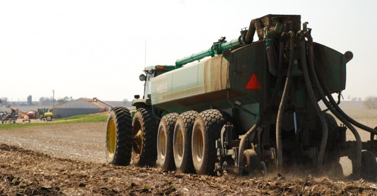 How to Spread Manure, Not PEDV
