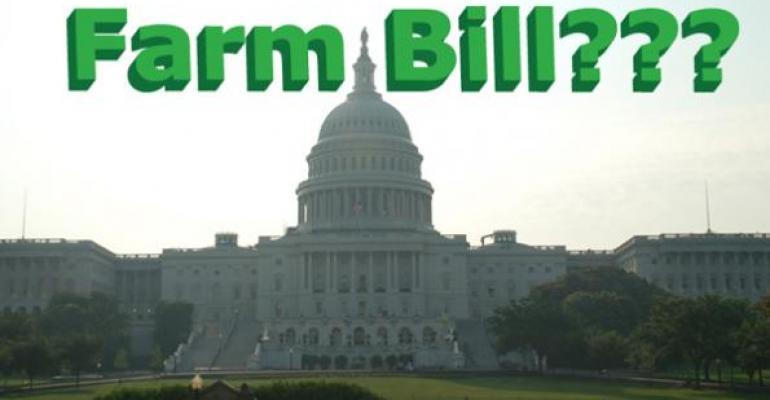 Heat is on to Finish a New Farm Bill