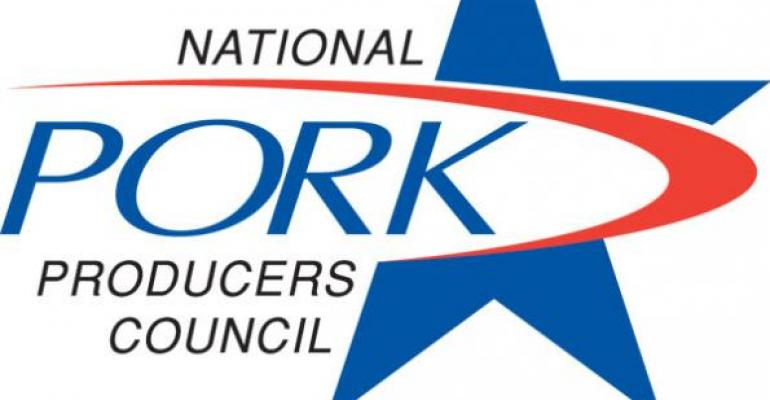 NPPC Opposes Preferential Trade Agreements