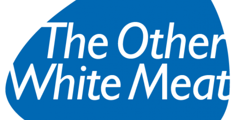 The Other White Meat logo