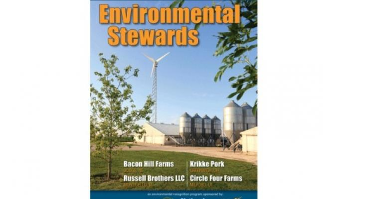 Congratulations to the 2013 Pork Industry Environmental Stewards