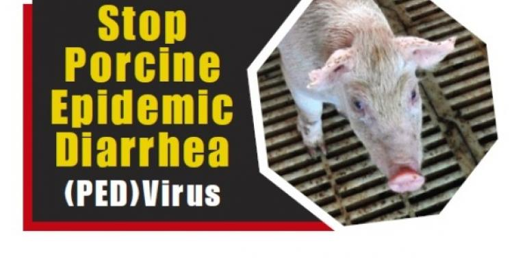 Diagnostics to Assess the Role of PEDV on Swine Farms