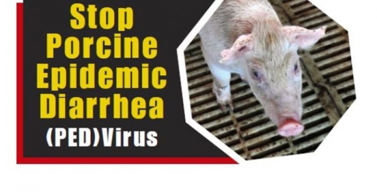USDA to require PEDV and Swine Delta Coronavirus reporting