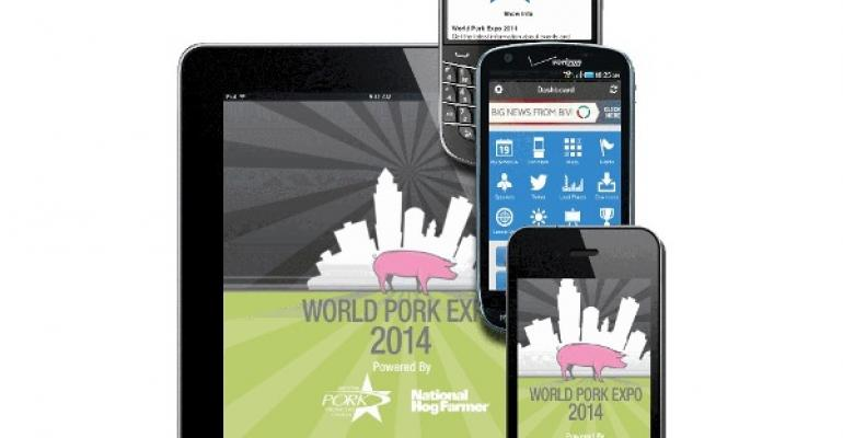 Download the World Pork Expo App