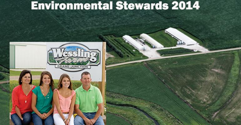 2014 Environmental Stewards: Going Green